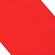 Koyal Wholesale Polyester Table Runner, 30cm by 270cm , Red