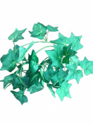 15cm Long Green Leaves For Party Decoration,Christmas