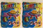STIKITS 80 Total Stick Together Eco-Friendly Biodegradable Poofs
