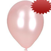 Let's Party-10pcs 30cm Helium Quality Balloon, Pink