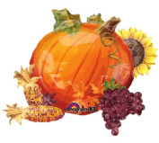 Thanksgiving Harvest 80cm Mylar Balloon