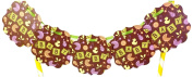 Bella Cupcake Couture Baby Blocks Itty Bitty Banner