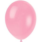 Blush Pink Balloons - 10 Pack