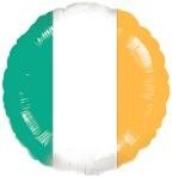 IRELAND FLAG 46cm balloons Festivals Parade WORLD CUP