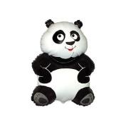 80cm party foil BALLOON new PANDA BEAR