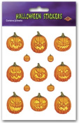 Scary J-O-L Stickers Party Accessory (1 count)