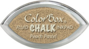 ColorBox Chalk Cat's Eye Ink Pads, Peach Pastel