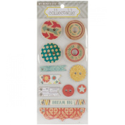Collectable Notable Decorative Buttons-Wonder