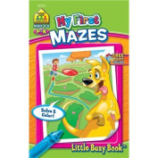 My First Little Busy Book-Mazes