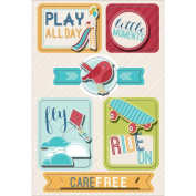 Childhood Memories Sticker Stackers 12cm x 18cm -Kids' Stuff