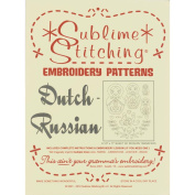 Sublime Stitching Embroidery Patterns-Dutch Russian