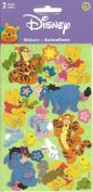 Disney Winnie the Pooh and Friends with Animals Scrapbook Stickers