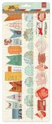 BasicGrey Carte Postale Collection Garland