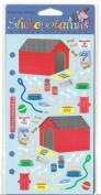 Stickopotamus Binder Stickers - Dog Accessories