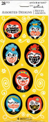 Big Mouth Phrases Scrapbook Stickers