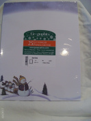 Geographics Snow Family Paper 25 Sheets