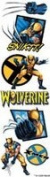 Marvel Comics Wolverine Slims Dimensional Stickers