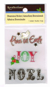 Recollections Holiday Dimensional Stickers