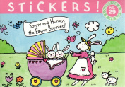 Sonny and Honey, the Easter Bunnies Mini Sticker Book