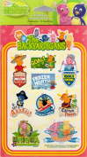 Backyardigans Scrapbook Stickers