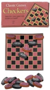 Checkers Game Scrapbook Stickers