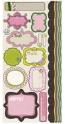 Bliss Collection - Cardstock Stickers