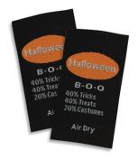 Junkitz Halloween Labelz