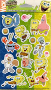 Spongebob Squarepants Scrapbook Stickers