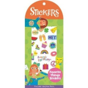 Peaceable Kingdom / Favourite Things Sticker Pack