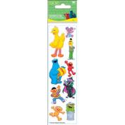 Sesame Street Sesame Street Slims Dimensional Stickers