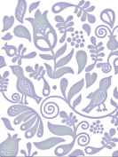 Fresh & Fun - Flint A2 - Embossing Folder