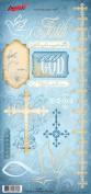 Moxxie Faith Cardstock Stickers