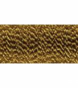 Silk Sparkle Thread 100 Metres-223/Gold