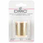 DMC Metallic Embroidery Thread (43.7 Yards) - in your choice of colours