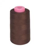 Thread 100% Polyester 6000 yards spool, Serger, Overlock, Single Needle.