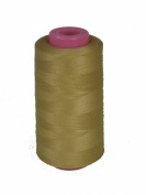 Gold Serger Thread Serger (overlock) 6,000 yards, 100% Spun Polyester