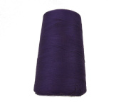 Purple 4000 Yards Spool Assorted 100% Spun Polyester Sewing Thread Home Machines