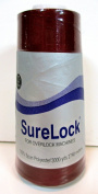 Coats Surelock Thread,#0430 Ruby,3000 Yds.100% Spun Polyester,for Overlock Machines