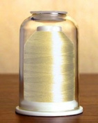 Hemingworth 1000m PolySelect Thread Yellow Plumeria 1039