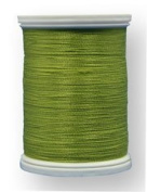 Sulky Of America 400d 30wt Cotton Thread, 500 yd, Deep Chartreuse