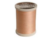 Sulky Of America 400d 30wt Cotton Thread, 500 yd, Medium Peach