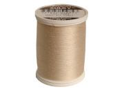 Sulky Of America 400d 30wt Cotton Thread, 500 yd, Ecru