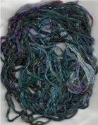 Renoir Ribbon Floss Shimmer Painters Threads Tentakulum Embellishment Germany