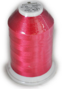 Maderia Thread Rayon Red 4081 Red 901404081
