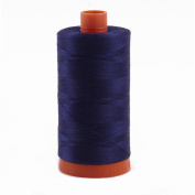 Aurifil Quilting Thread 50wt Cotton VERY DARK NAVY Large Spool MK50-2785