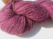 Juniper Moon Herriot Heathers Baby Alpaca Colour 1002 Pansy 100g Skein