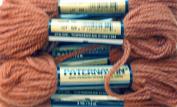 Paternayan Needlepoint 3-ply Wool Yarn-Colour 721-Autumn Yellow