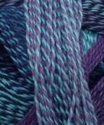 Zauberball Crazy Colour 1699. Purple and Lt Blue.