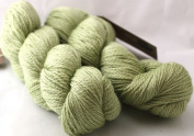 Fyberspates Scrumptious Silk/Merino Four-Ply Sport Yarn #311 Flying Saucer
