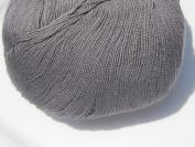 Juniper Moon Findley Lace Weight Yarn Col 3 Graphite Luxury Yarn 1sk